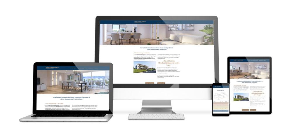 VisualsConcept Immobilien Marketing Lohn-Ammannsegg Mockup