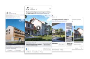 VC Online-Immobilienmarketing Facebook